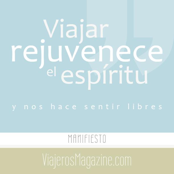 Manifiesto | Viajeros Magazine