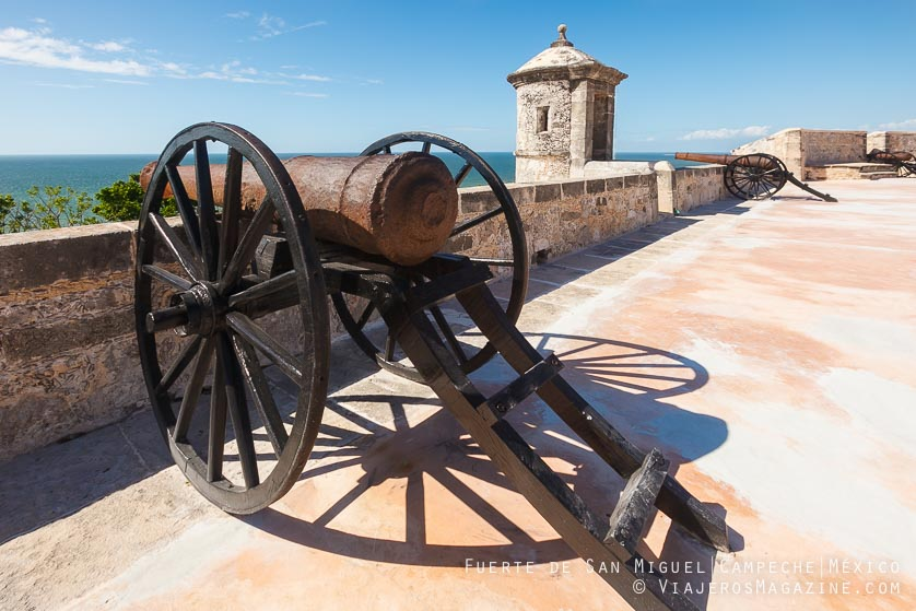 Fuerte de San Miguel | Campeche | México