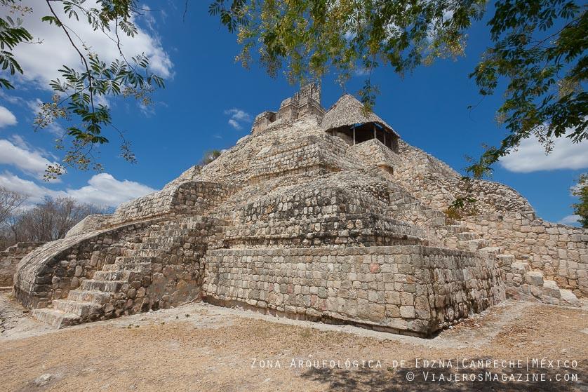 Zona Arqueológica de Edzná | Campeche | México