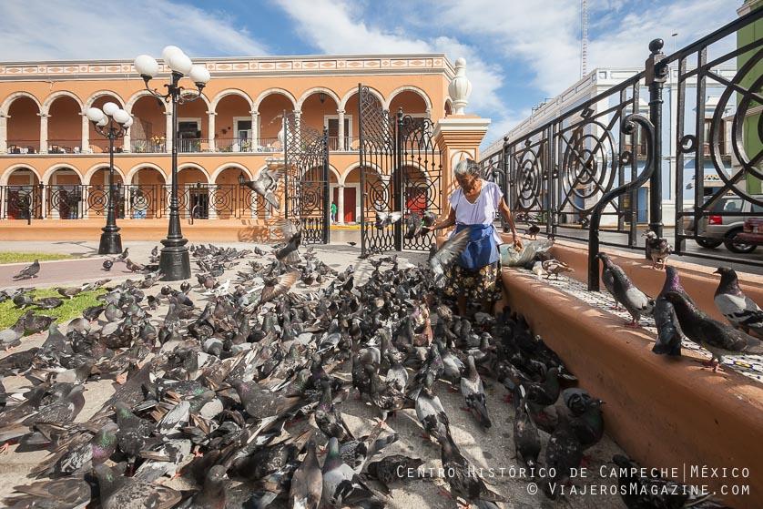 Centro Histórico de Campeche | México