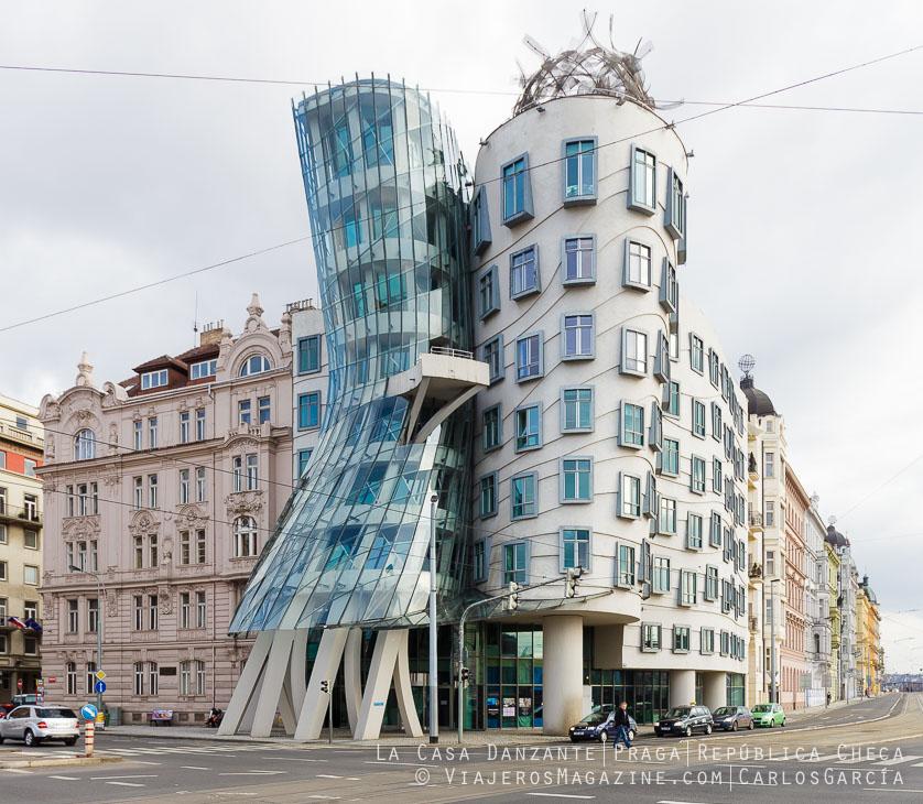 La Casa Danzante | Praga | República Checa