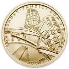 La Casa Danzante | Moneda conmemorativa